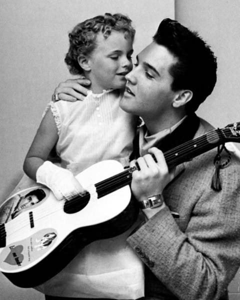 Controversy Photograph - Elvis Presley  by Retro Images Archive