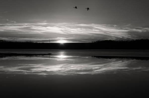Ember Sunset Art Print by Diana Boyd