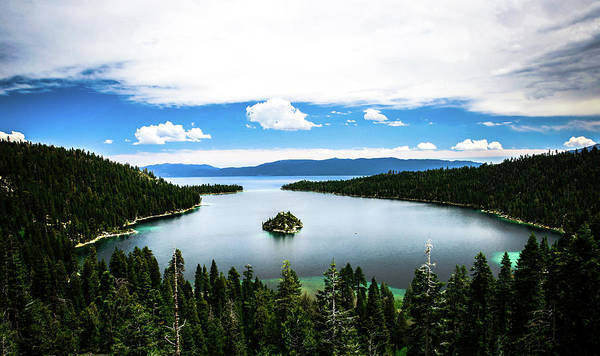 Lake Tahoe Photograph - Emerald Bay, Lake Tahoe, Ca by Welcome To My World