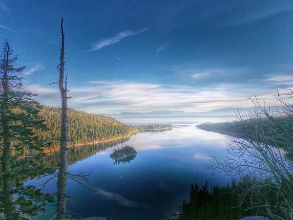 Photograph - Emerald Bay by Pat Moore