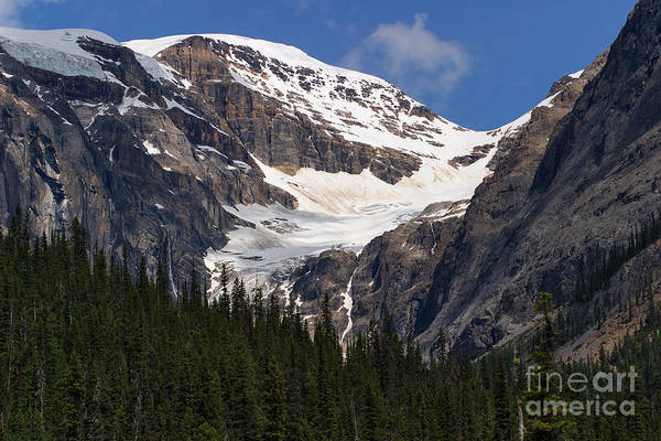 Photograph - Emerald Glacier by Charles Kozierok