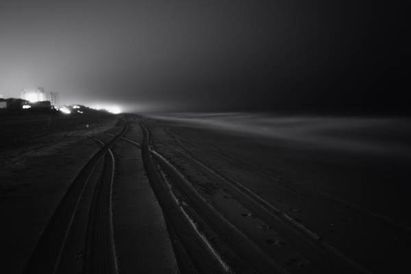 Photograph - Emerald Isle Mystery by Ben Shields