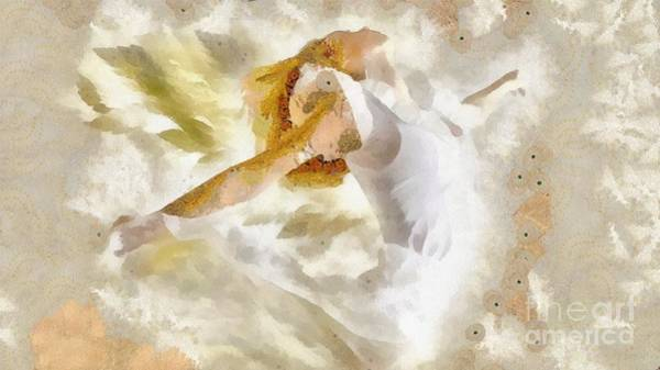 Painting - Emerge by Catherine Lott