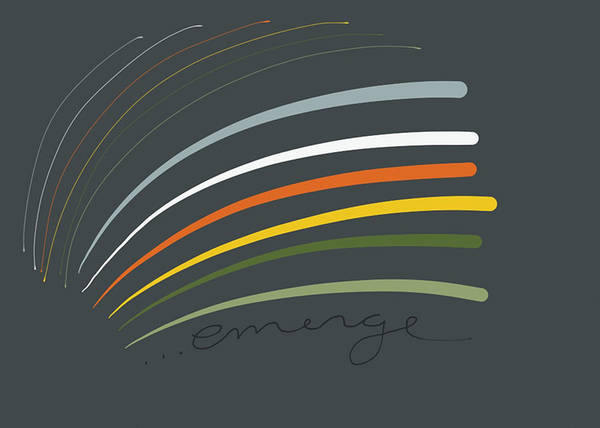 Digital Art - Emerge by Kevin Bergen