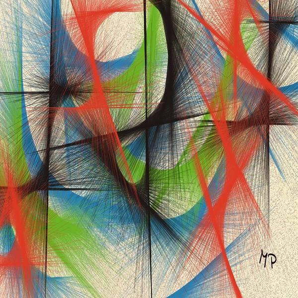 Mixed Media - Emerging by Marian Palucci-Lonzetta
