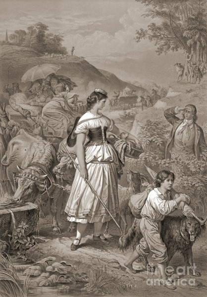 Wall Art - Photograph - Emigrants 1882 by Padre Art