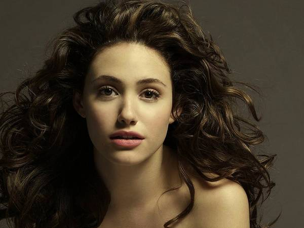 Photograph - Emmy Rossum by Movie Poster Prints