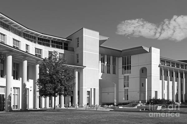 Photograph - Emory University Goizueta School Of Business by University Icons