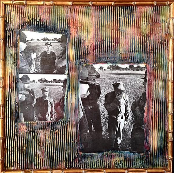 Mixed Media - Emotional Breakdown By Alfredo Garcia by Alfredo Garcia