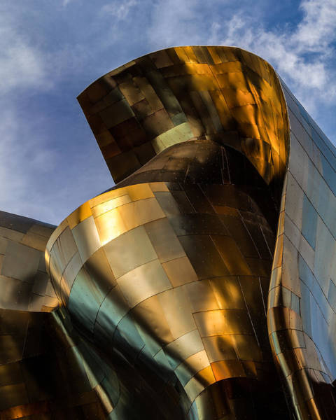 Photograph - Emp Building 2 by Thomas Hall