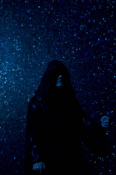 Galactic Empire Photograph - Emperor Of The Galaxy by Molly Picklesimer
