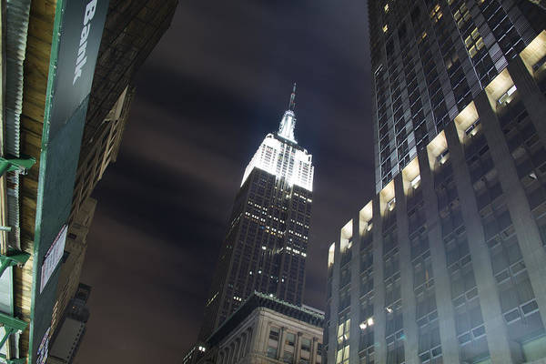 Photograph - Empire Night by Theodore Jones