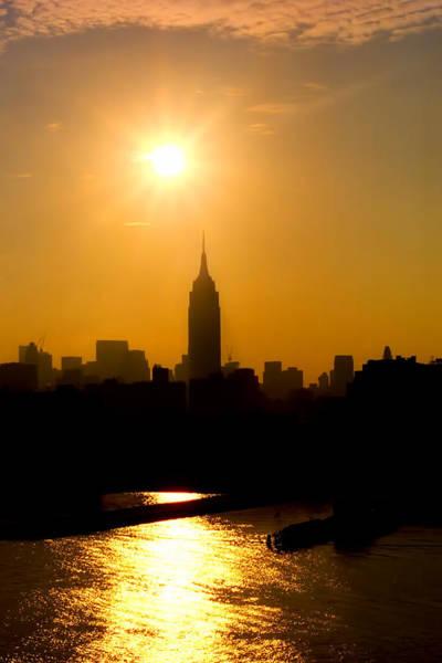Photograph - Empire Sunrise by Joann Vitali