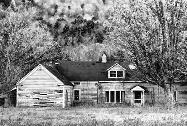 Photograph - Empty And Alone by Deborah Benoit
