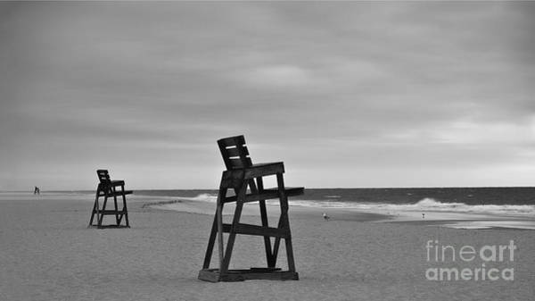 Wall Art - Photograph - Empty Beach by Mark Miller