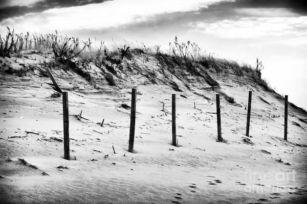 Photograph - Empty Dune by John Rizzuto