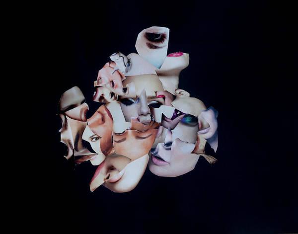 Mixed Media - Empty Providence by Arvo Zylo