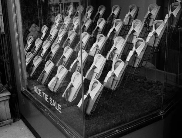 Empty Shirts Art Print