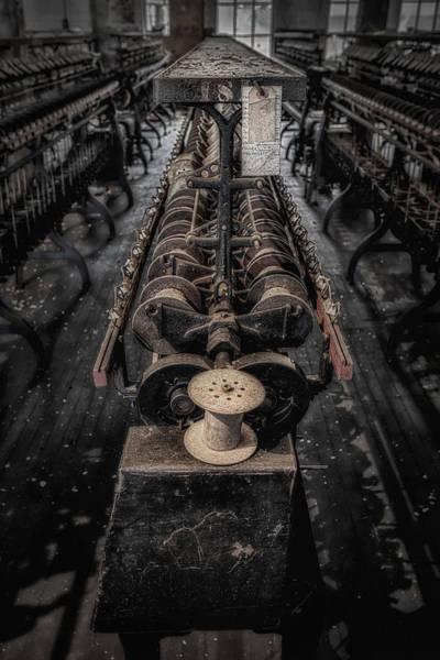Photograph - Empty Spool by Susan Candelario