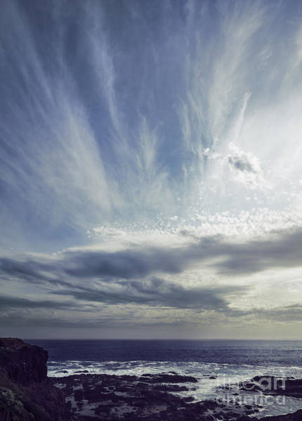 Tasman Sea Photograph - Empyrean by Andrew Paranavitana