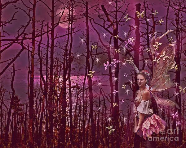 Golden Princess Photograph - Enchanted Evening by Tom Gari Gallery-Three-Photography