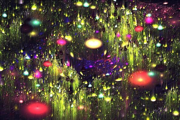 Digital Art - Enchanted Meadow by Anastasiya Malakhova
