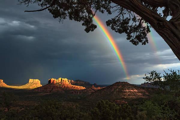Monsoon Photograph - Enchanted by Medicine Tree Studios