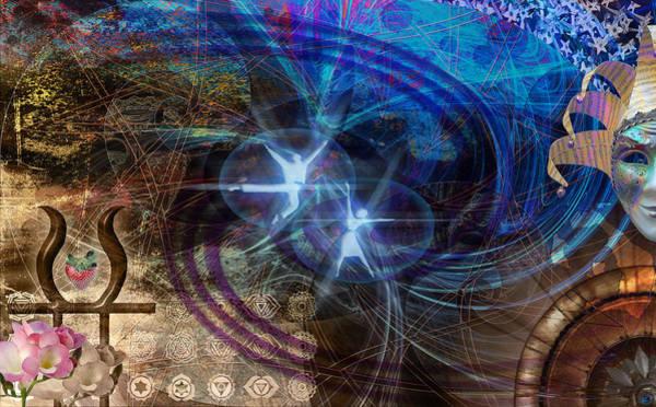 Digital Art - Enchanted Now by Kenneth Armand Johnson