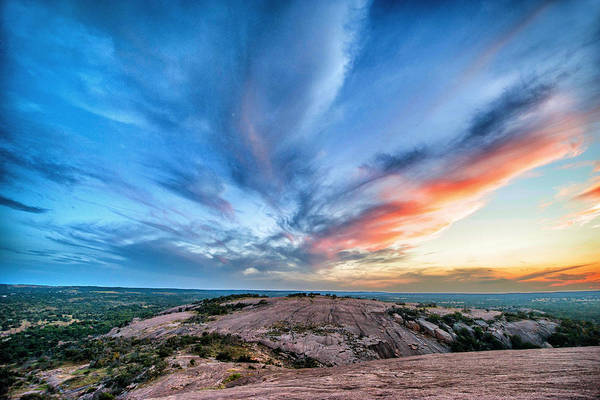 Enchanted Photograph - Enchanted Rock by Pair of Spades