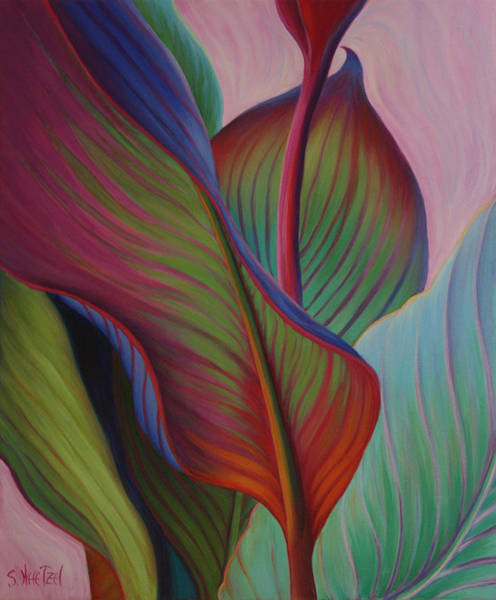 Art Print featuring the painting Encore by Sandi Whetzel