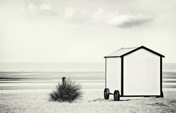 Sheds Photograph - End Of Season by Gilbert Claes