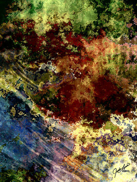 Wall Art - Digital Art - End Of Summer by The Art Of JudiLynn