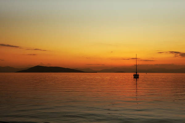 Photograph - End Of The Day by Paul Cowan