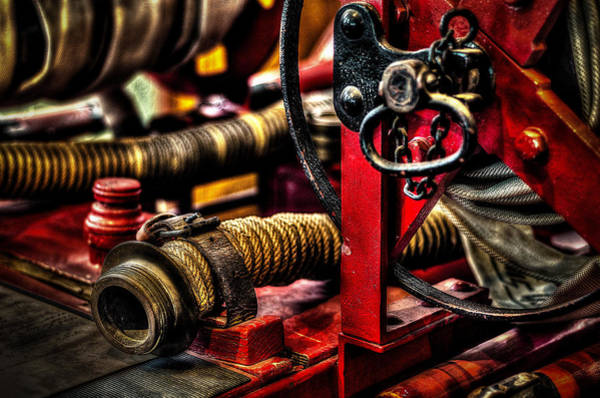 Photograph - End Of The Hose by David Morefield