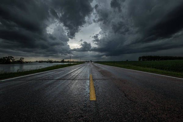 Photograph - End Of The Road by Aaron J Groen