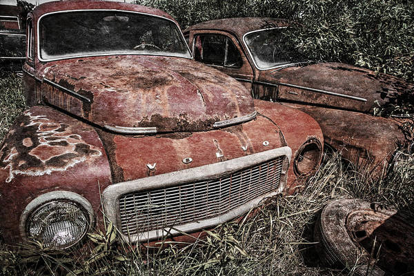Wall Art - Photograph - End Of The Road by Dale Kincaid
