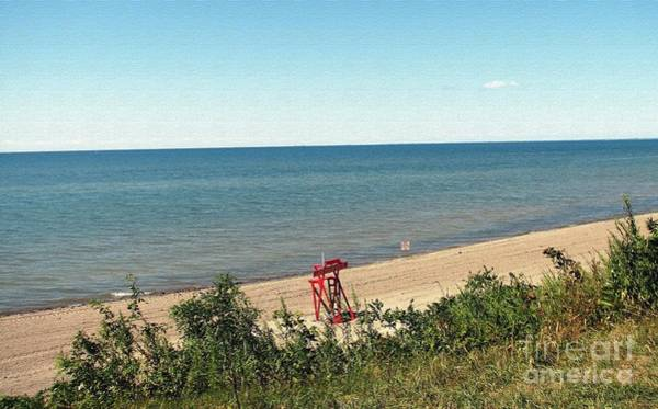 Photograph - End Of The Season At Wendt Beach Park by Rose Santuci-Sofranko
