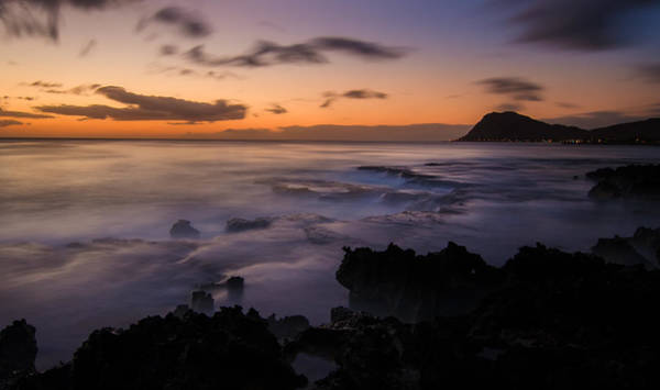 Hawaiian Fish Photograph - End Of The World by Tin Lung Chao