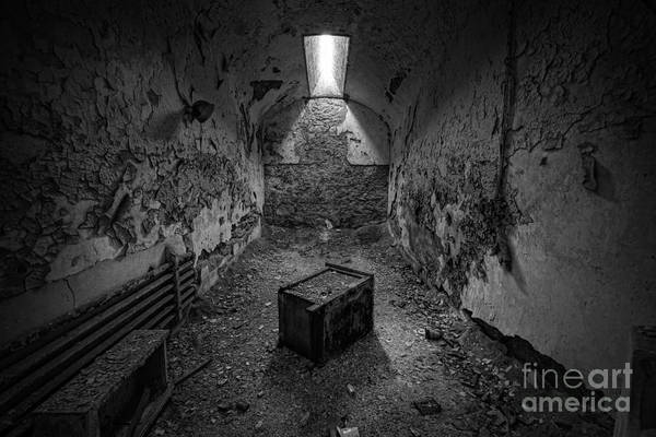 Nikon D800 Wall Art - Photograph - End Table Bw by Michael Ver Sprill