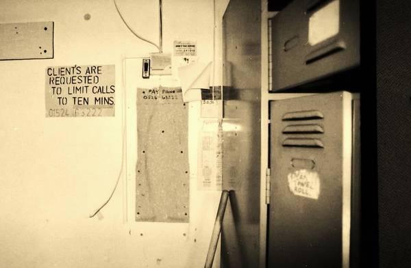 Empty Nest Wall Art - Photograph - The Redundant Asylum 6 by Nigel Radcliffe