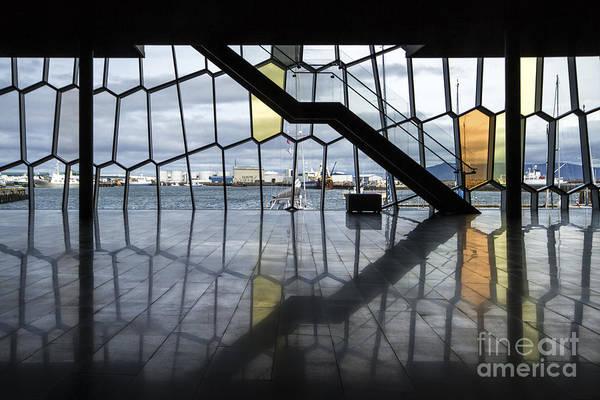 Reykjavik Photograph - Endless Illusion by Evelina Kremsdorf