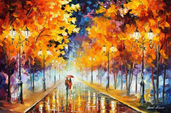 Endless Love Painting - Endless Love by Leonid Afremov
