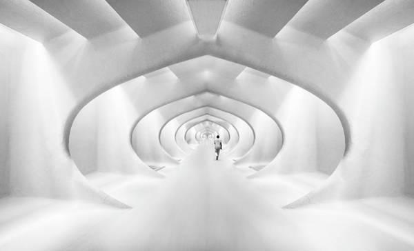Wall Art - Photograph - Endless by Maurits De Groen