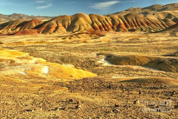 Photograph - Endless Painted Hills by Adam Jewell