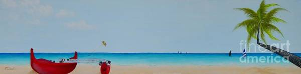 Endless Painting - Endless Summer by Mary Deal