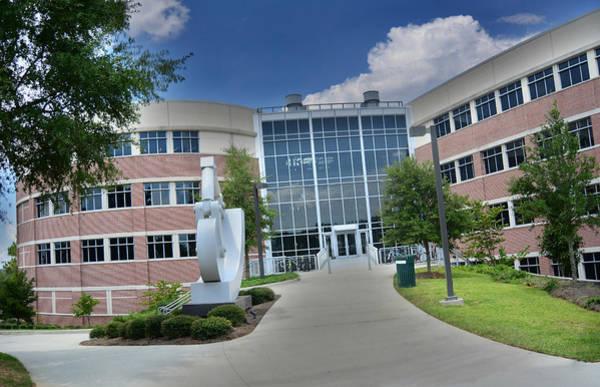 University Of West Florida Photograph - Engineering Building 2 by Jon Cody