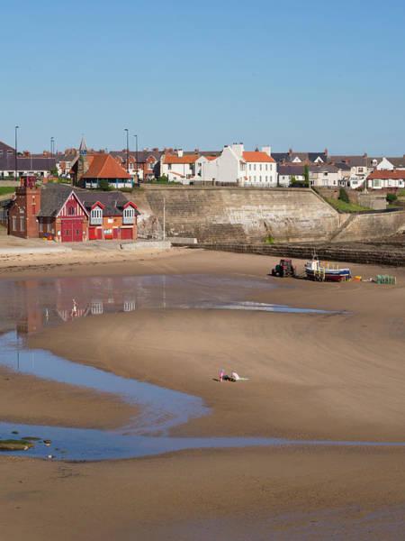 Jason Day Photograph - England, Tyne And Wear, Cullercoats by Jason Friend Photography Ltd
