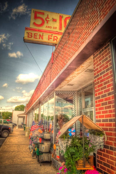 Ish Wall Art - Photograph - Englewood5ndime4552-3-4 by Timothy Bischoff