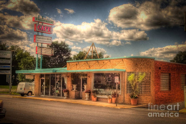 Ish Wall Art - Photograph - Englewoodcafe4536-4-5 by Timothy Bischoff
