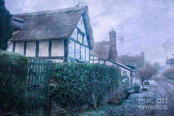 Photograph - English Country Lane by David Birchall
